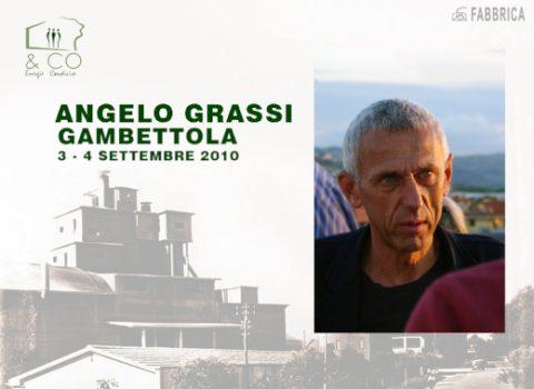 Incontrando Angelo Grassi – Gambettola 2010