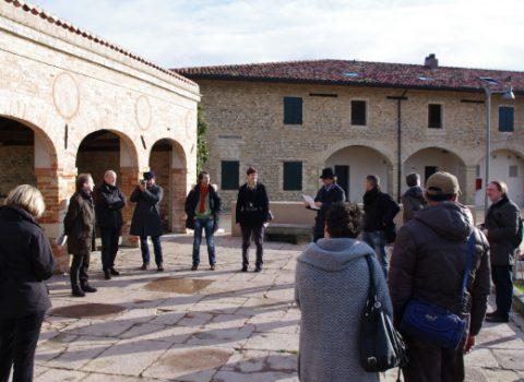 Visita intervento ATER Marignana Morsano – 2011