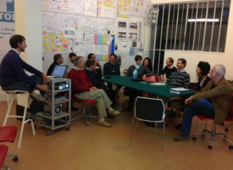 Incontrando COWO di Mod-o a Cordenons (PN) – 2012