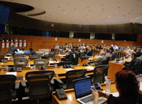 Convegno Parlamento Europeo – How to assess sustainable building: best practices and models – Bruxelles 2015