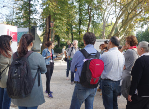 Visita guidata alla Biennale di Architettura 2018