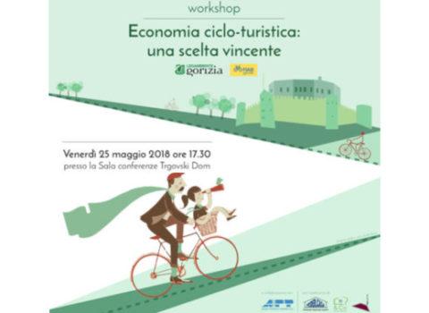Workshop – Piste ciclabili, percorsi pedonali e mobilità integrata a Gorizia 2020 – Gorizia – 2018