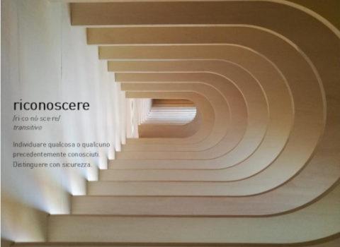 Studi aperti – riconoscere /ri·co·nó·sce·re/ – sede Pasian di Prato – 2019