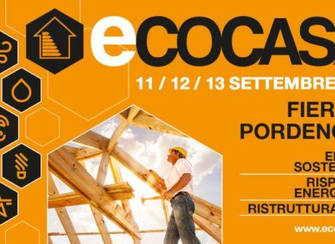 Nuova edizione – EcoCasa Sostenibile – Pordenone – 09/2020